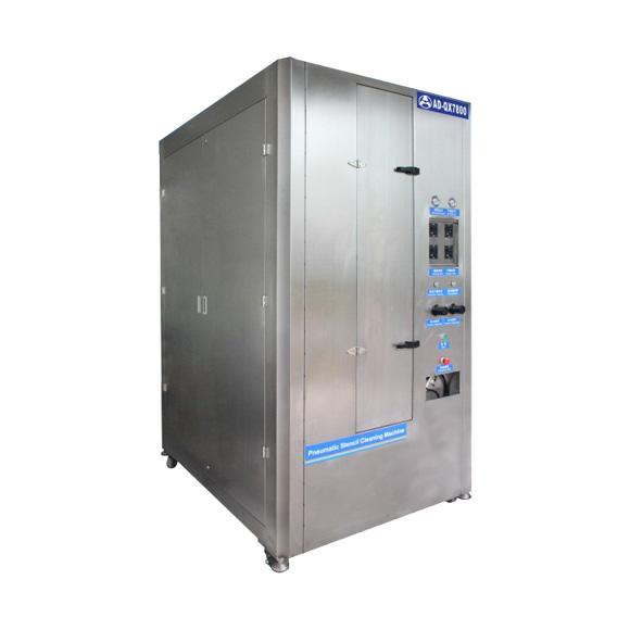 AD-QX7800 气动钢网清洗机加长版